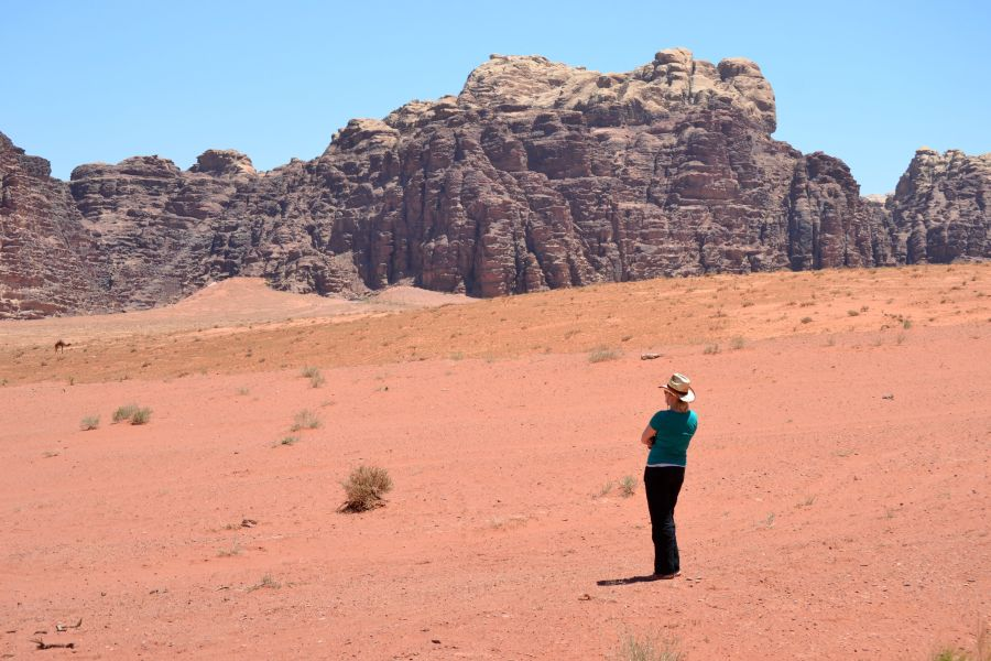 Wadi Rum Desert - one of the most peaceful and serene places you can go